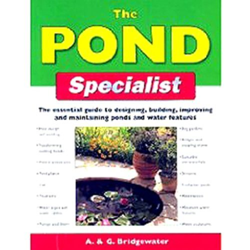 The Pond Specialist Book