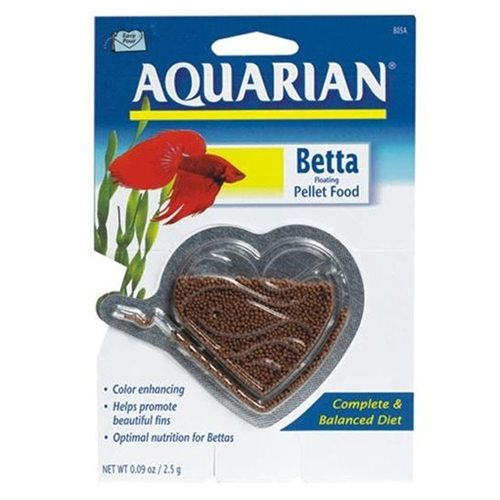API Aquarian Betta Pellet Food