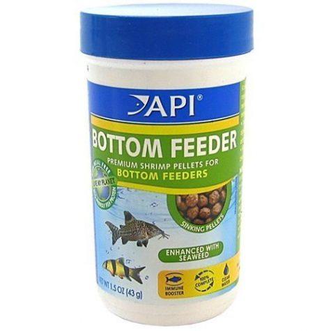 API Bottom Feeder Premium Shrimp Pellet Food