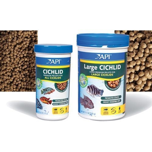 API Cichlid Premium Floating Pellets for ALL Cichlids