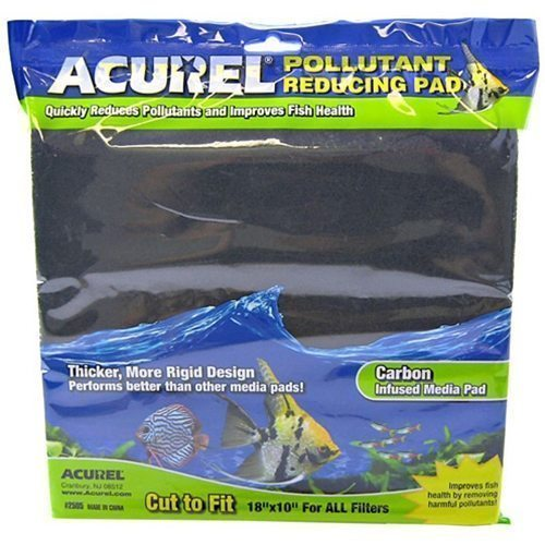 Acurel Cut-to-Fit Carbon Pollutant Reducing Pad