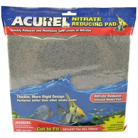 Acurel Nitrate Reducing Filter Pad 10 x 18