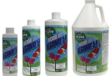 Algaway 5.4 Algaecide and Algae Control