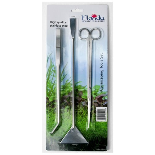 Aquascaping Tool Kit   3 Piece Combo Pack