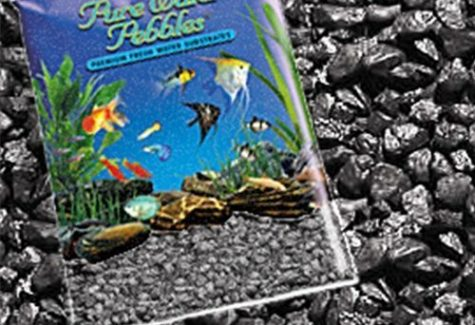 Black Frost Aquarium Gravel
