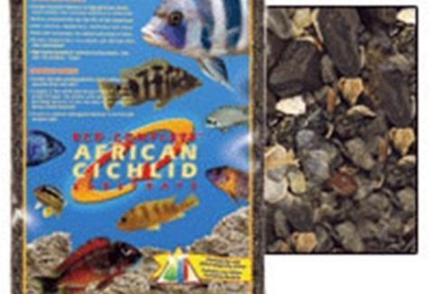 CaribSea's African Cichlid substrates can help recreate a variety of environments. The natural color of all the Cichlid Mixes encourage the vibrant natural coloration of your fish. CaribSea's Cichlid products naturally buffer for the life of the aquarium simplifying the process of matching water quality parameters to the Great Rift Lakes of Africa. African Cichlid Mixes also resist the downward drift of pH in long established or crowded systems. Seasoned hobbyists appreciate the ease of maintaining water quality as much as the beauty of these substrates.