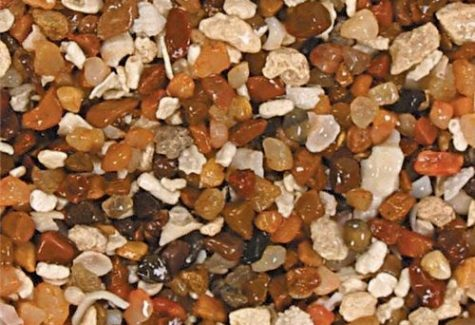 Caribsea African Cichlid Mix Ivory Coast Gravel 20#