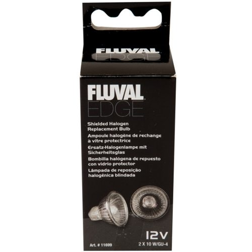 Hagen Fluval Edge Aquarium Shielded Halogen Replacement Bulb