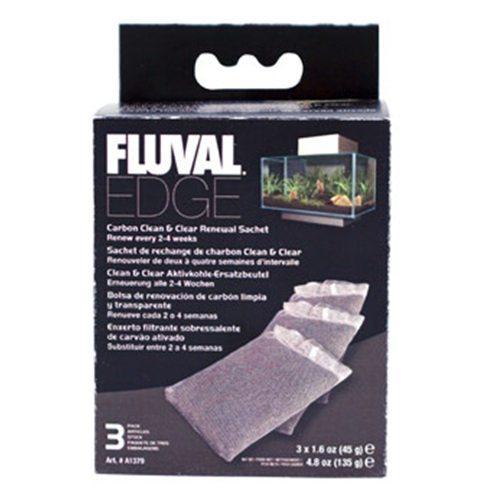 Hagen Fluval Edge Carbon Clean & Clear Renewal Sachet