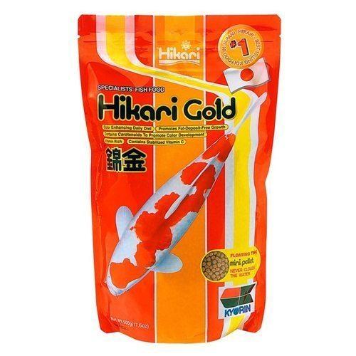 Hikari Gold Koi Mini Pellets
