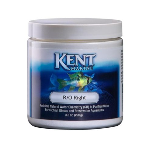 Kent Marine R-O Right for Cichlids Discus and Freshwater Aquariums