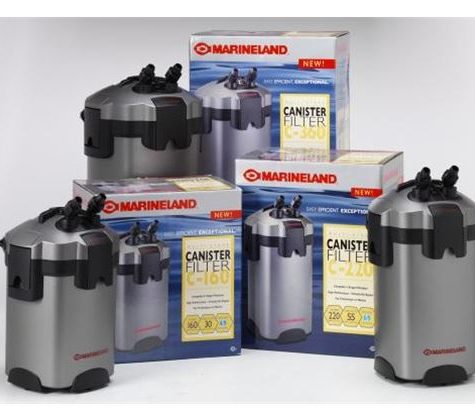 Marineland Multistage Canister Filters