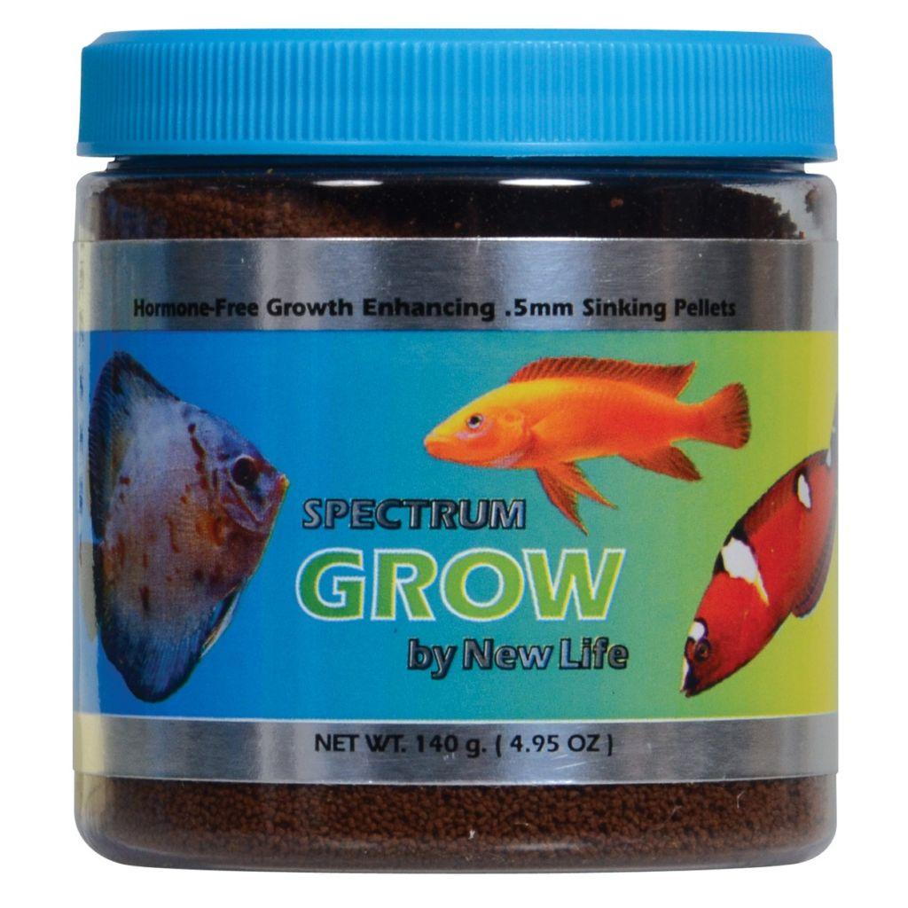 New life spectrum grow formula fish food arizona aquatic for New life spectrum fish food