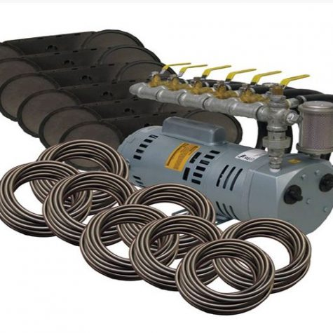 Rotary Vane Pond Aeration Systems