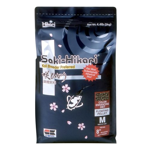 SakiHikari Color Enhancing Medium Pellet 4.4lb