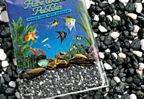 Salt & Pepper Aquarium Gravel, aquarium supplies