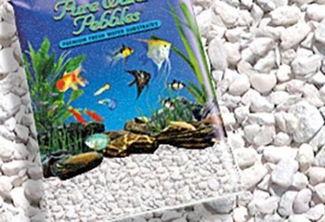 Snow White Aquarium Gravel