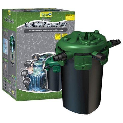 Tetra Bio-Active Pressure Filter BP4000 with 18 watt UV Clarifier
