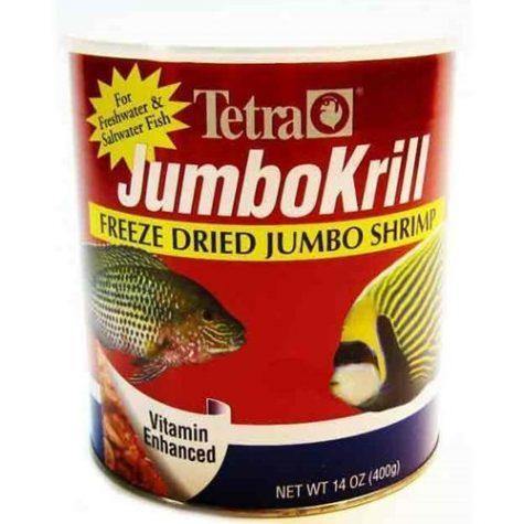 Tetra JumboKrill Freeze Dried Jumbo Shrimp