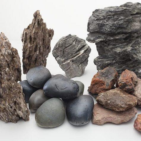 Aquarium Rocks & Decor