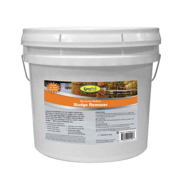ABB05X Sludge Remover Pellets, 5 lb pail