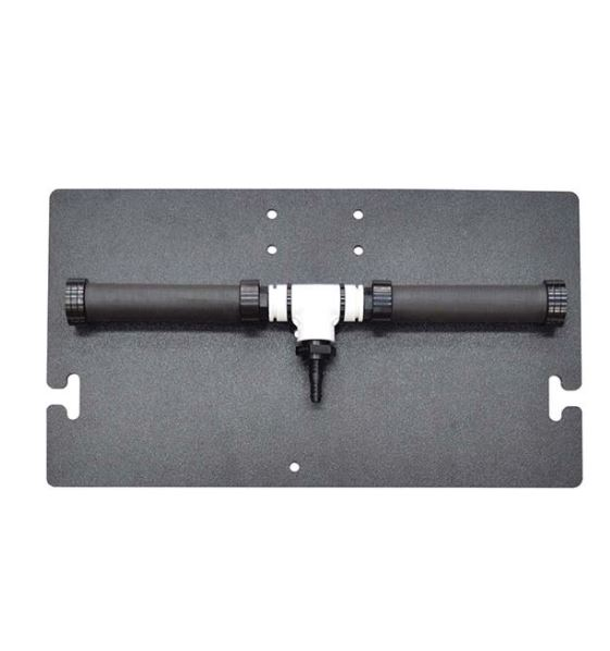 Air Diffuser Manifold - 2 Weighted RAD650W Rubber Diffusers
